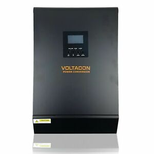 Conversol 5000W 48V Off Grid Inverter DUO MPPT 80A Charger 230VAC Output