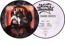 The Dark Sides [Picture Disc] by King Diamond (Vinyl, Jun-2018, Metal Blade)