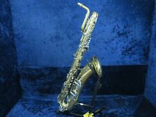 Walberg Auge Baritone Saxophone Ser#89633 Keilwerth Stencil? Made in Germany**