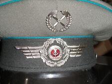 East German Air Force officer hat