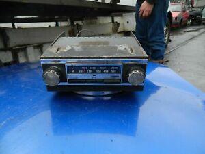 CLASSIC CAR RADIO ,SPEAKER ,FIXING BRACKET HOLDER 60S 70S AUSTIN MORRIS ROVER