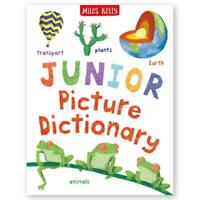 Early Learning Miles Kelly Junior Picture Dictionary Paperback Age 5+
