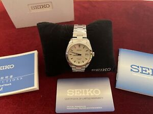 NEW Seiko SARB035 White Men's Watch Cream Dial Rare and Discontinued - US Seller