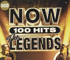 Now 100 Hits The Legends Gift Bestseller 24h UK Delivery