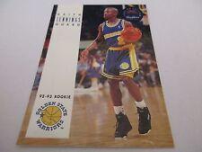 Carte NBA SKYBOX 1993-94 #225 Keith Jennings Golden State Warriors