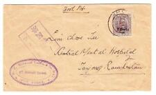 Malaya JAPANESE OCCUPATION-SG#J273-IPOH PERAK-WWII CENSOR