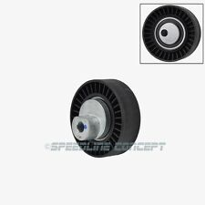 BMW Drive Belt Idler Deflection Pulley (CHECK NOTES) Premium Quality KM 48130