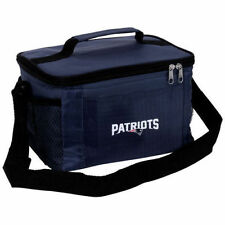 NFL New England Patriots Insulated Lunch Cooler Bag