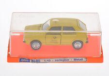 Schuco scala 1/43 Volkswagen Golf Deutsche Bundespost, nuova in box