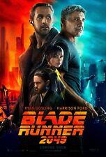 1982 Blade Runner Movie Poster High Quality Metal Fridge Magnet 3x4 9872