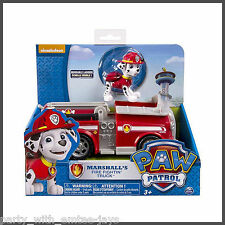 Paw Patrol Marshall Fire Fighting Truck Toy - Aussie Authentic - Toys (Style 2)