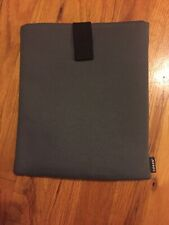 Apple Sleeve pouch for  iPad 2 and iPad Air - grey