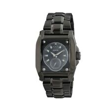 NEW REACTOR 95001 Fusion 2 Analog Mens Watch Mother of Pearl Dial Fusion Black