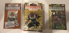 LOT OF 28  HARDWARE #1-29 RUN  (-1) MILESTONE UNIVERSE DC DWAYNE MCDUFFIE1993