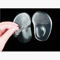 Soft Gel Ball Foot Pads Cushion Metatarsal Pain Relief Insoles Silicone Diabetic