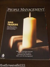 PEOPLE MANAGEMENT - THE VIRTUAL OFFICE PARTY - DEC 24 1998