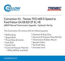 Tremec TKO-600 5-Speed - Ford Falcon EA EB ED EF EL V8 (Hydraulic Set-Up)