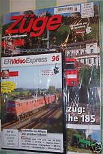 DVD ER Video Express Nr 96  Eisenbahn Romantik NEU OVP DVD mit Heft µ *