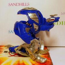 Bakugan Infinity Helios Blue Aquos Mechtanium Surge 1200G & cards