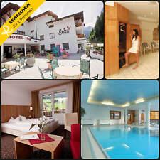 4 Tage 2P HP 4★ Hotel Nauders Tirol Österreich Kurzurlaub Gutschein Reiseschein