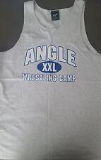 Wwf Angle XXL Wrestling Camp tanktop