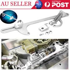 Billet Aluminum Throttle Cable Bracket for Holley 4150 & 4160 Series Carburetor