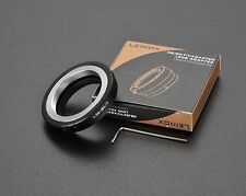 LEINOX L39-M4/3 Adapter for Leica L39 M39 Lens to Micro 4/3 Body GX1 G5 E-PL7