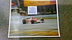 2 Niki Lauda Ferrari 1970's Grand Prix Classic F1 GP Racing Motorsport Photos