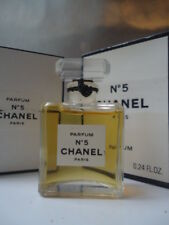 CHANEL No5 PARFUM 7ml Vintage 1980-90s New Sealed Tiny Bottle but not Sealed Box