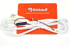 BRICKSTUFF USB POWER CABLE WITH CONNECTOR FOR LEGO LIGHTING SYSTEM - SEED02.2