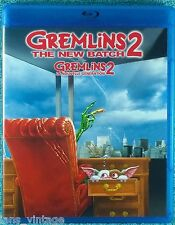 Gremlins 2 - The New Batch (Blu-ray, 2012) Horror/Action, Phoebe Cates