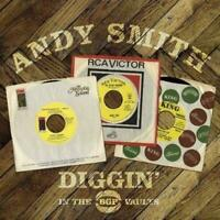 ANDY SMITH DIGGIN' IN THE BGP VAULTS Various NEW & SEALED SOUL FUNK CD (BGP) R&B