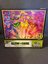 Glow in the Dark Jigsaw Puzzle  Metamorphosis NEW