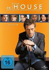 6 DVD-Box ° Dr. House ° Staffel 2 ° NEU & OVP