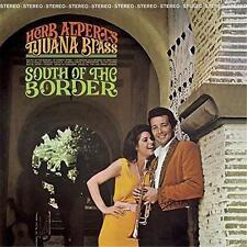 HERB ALPERT & THE TIJUANA BRASS SOUTH OF THE BORDER REMASTERED DIGIPAK CD NEW