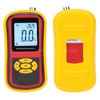 GM640 Portable Digital Rice Corn Wheat Grain Moisture Meter Tester Range 5%~30%
