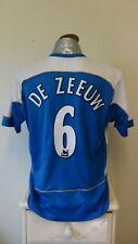 Wigan Athletic Home Football Shirt Jersey 2006-2007 DE ZEEUW 6 XL