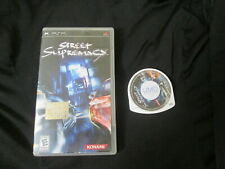 PSP : STREET SUPREMACY ! CONSEGNA IN 24/48H ! Versione NTSC/USA !