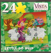 Little Bo Peep Sheep Lamb Jigsaw Puzzle 24 pieces Nursery Rhyme*