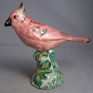 Vintage Stangl Pottery Cardinal Bird Figurine #3444 EXC. #2