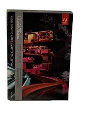 Adobe Creative Suite 5.5 Master Collection - Student / Teacher - MAC OS w/ Key