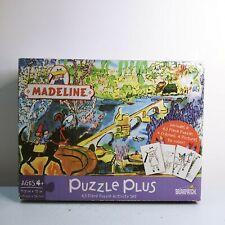 Madeline Puzzle Plus Crayons Color Pages Briarpatch 63 Piece Le Pont D'Avignon