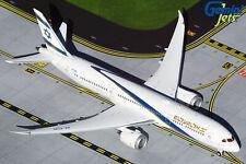 """El Al 787-9 """"City of Gold"""" 4X-EDM Gemini Jets GJELY1904 Scale 1:400 IN STOCK"""