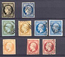 France: joli lot timbres classique. Belle qualité