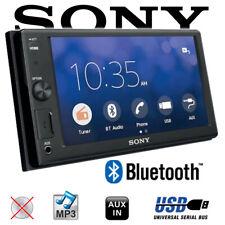 Sony Autoradio 2DIN Bluetooth USB Touchscreen Autoradio PKW KFZ 12V Auto