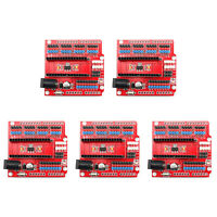 5x Prototype Shield I/O Expansion Module Extension Board For Arduino Nano