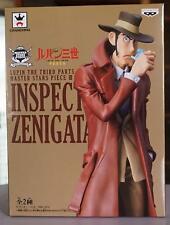 Lupin The 3rd PART5 Master Stars Piece III A: Zennigata Keibu