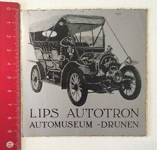 Aufkleber/Sticker: Lips Autotron Automuseum - Drunen (06061673)