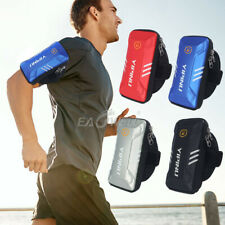 Running Jogging Sports Gym Arm Band Case Cover Bag Pack Soft Phone Pouch Pocket