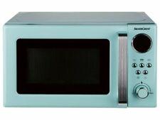 Mikrowelle Microwave RETRO 8programs Timer Microwelle Erhitz Gar Auftauen LED17